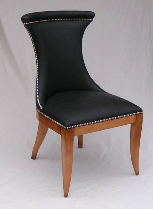 art deco and modern chairs handmade in britain reed. Black Bedroom Furniture Sets. Home Design Ideas