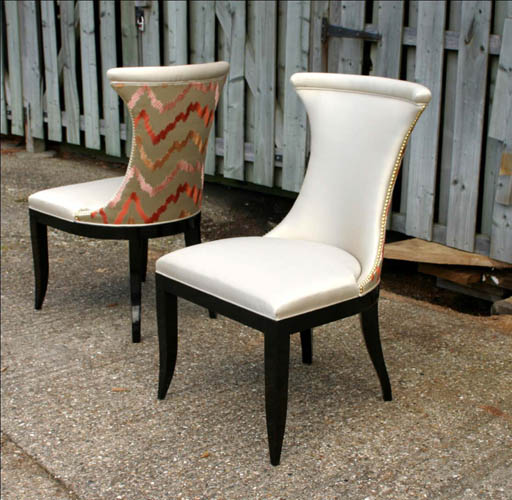 Remarkable Art Deco And Modern Chairs Handmade In Britain Reed Creativecarmelina Interior Chair Design Creativecarmelinacom