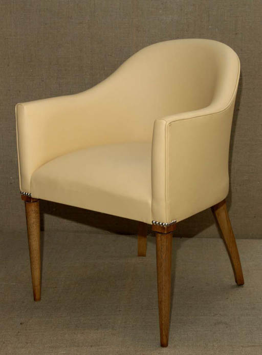 art deco and modern chairs handmade in britain reed rackstraw