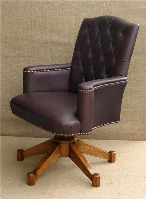 Swivel And Tilt Desk Chairs Reed Amp Rackstraw Fine