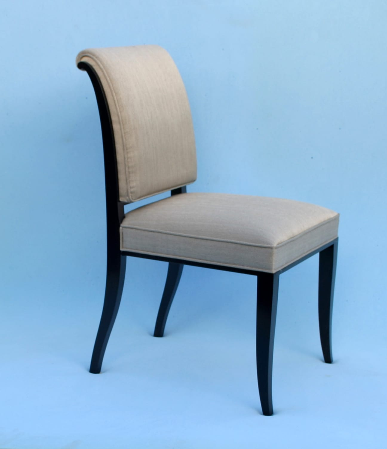 Art Deco And Modern Chairs Handmade In Britain Reed Rackstraw Fine English Chair Makers